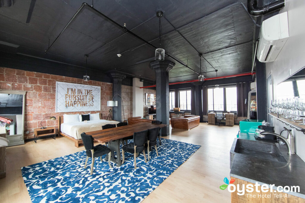 The Penthouse presso The Paper Factory Hotel