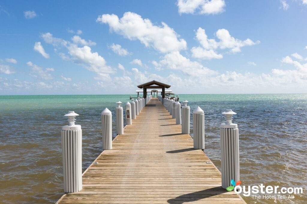 Muelle en Cheeca Lodge & Spa