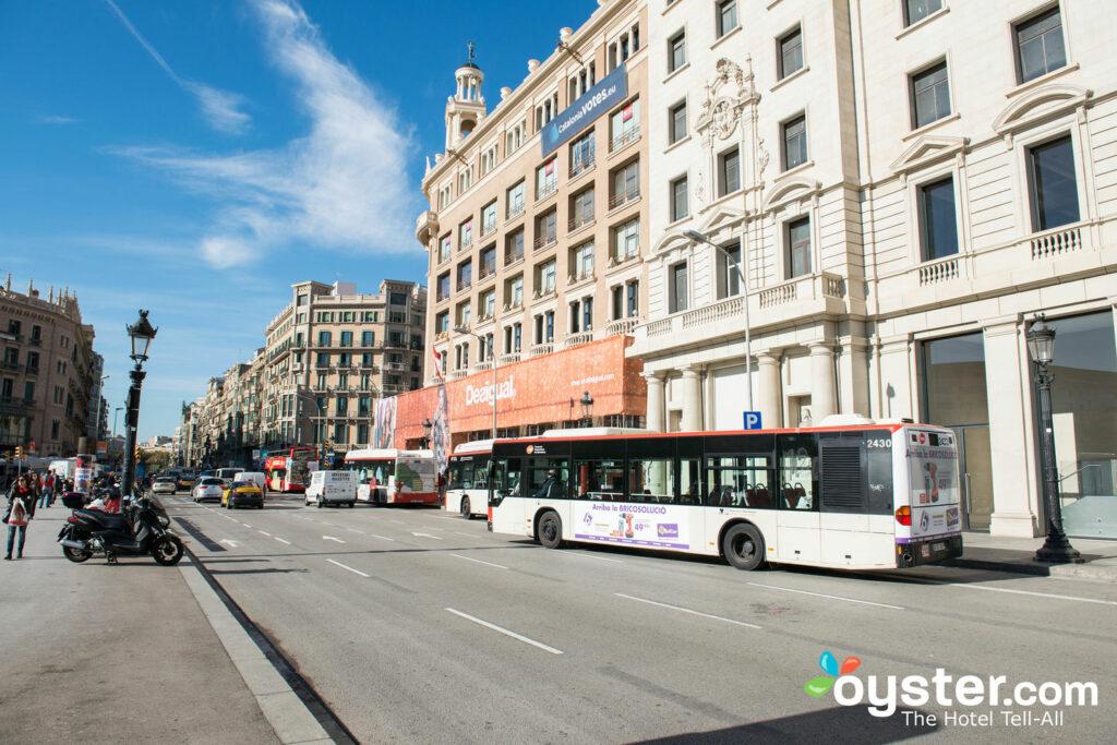 Plaça de Catalunya, Barcelona