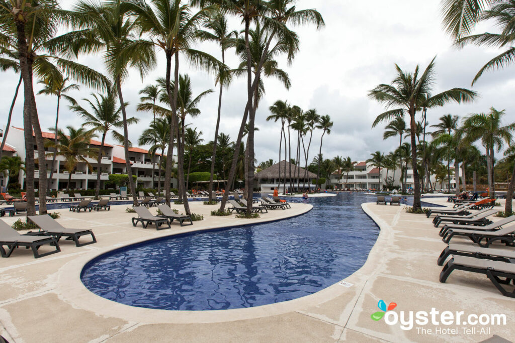 Pool at Occidental Punta Cana/Oyster