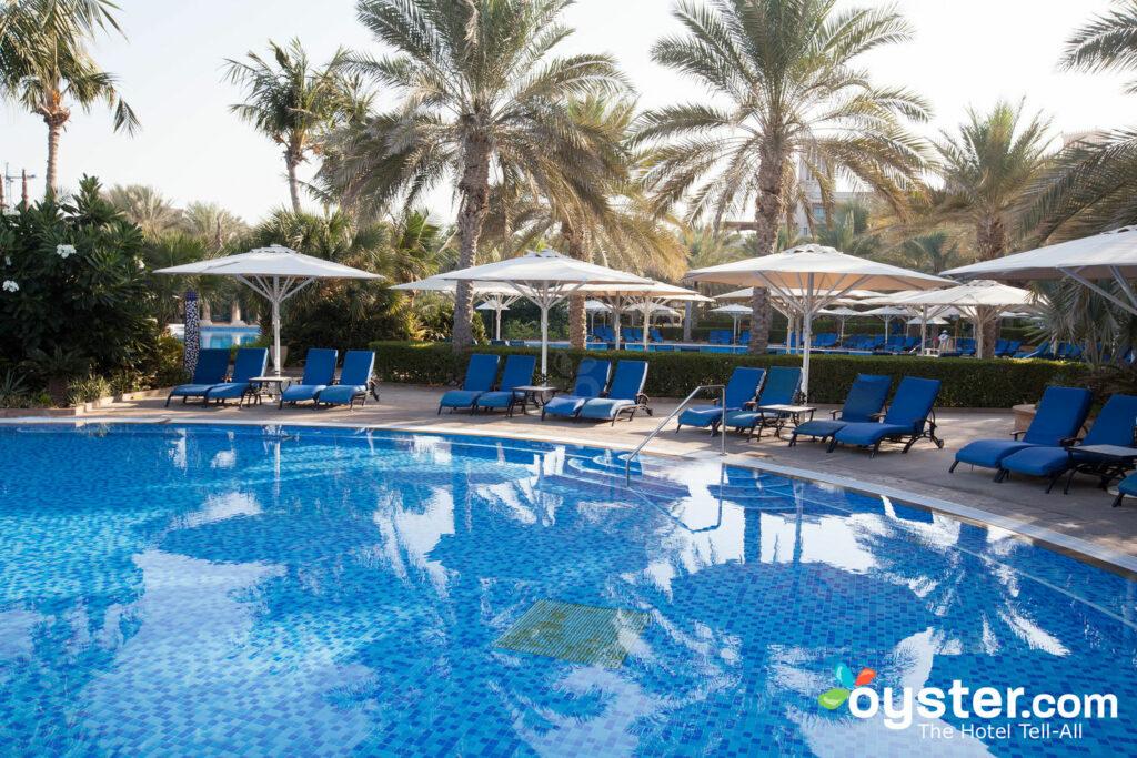 Pool at Al Qasr at Jumeirah Dar Al Masyaf at Madinat Jumeirah, Dubai