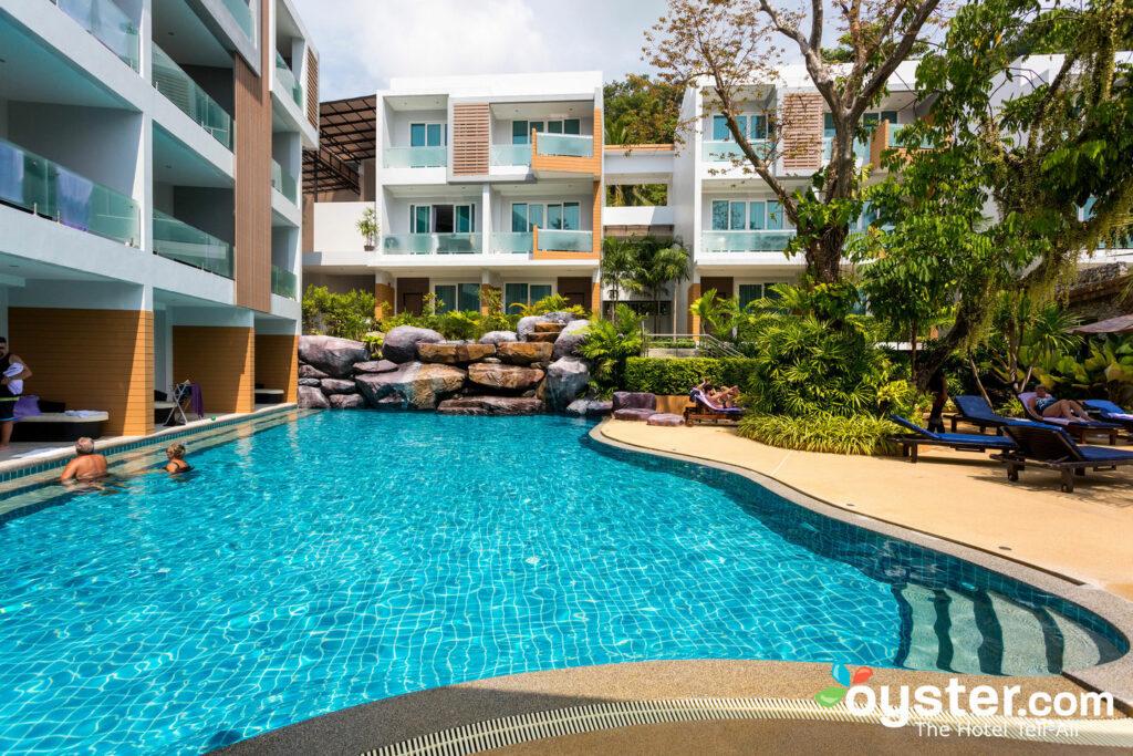 Pools at The L Resort Krabi