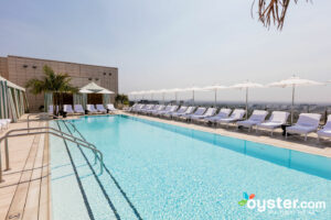 Pool at Waldorf Astoria Beverly Hills