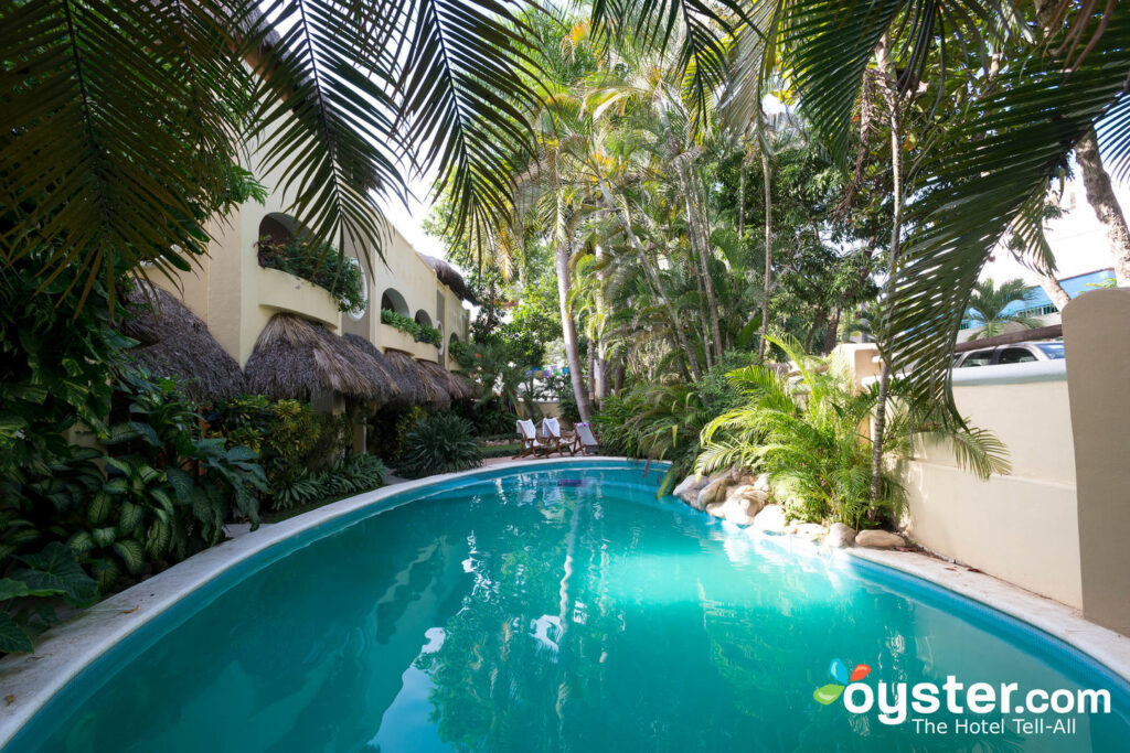 The Pool at Hotel Villas Sayulita/Oyster