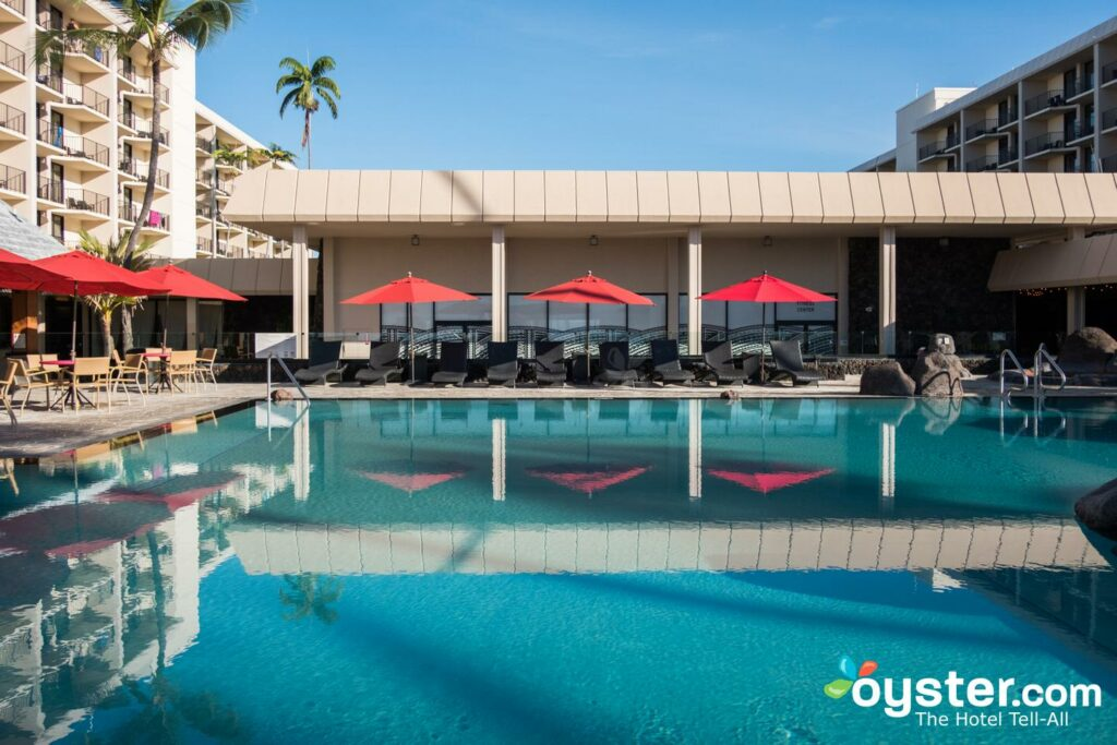 Courtyard By Marriott King Kamehameha S Kona Beach Hotel Detailed