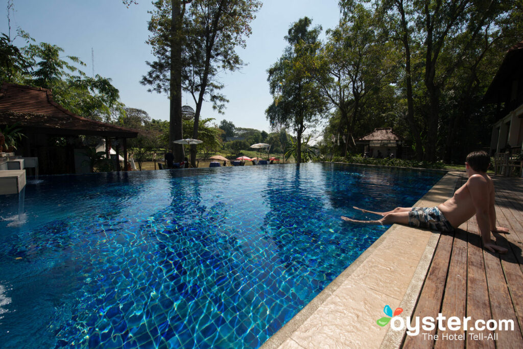 The Pool at Lanna Mantra in Chiang Mai/Oyster