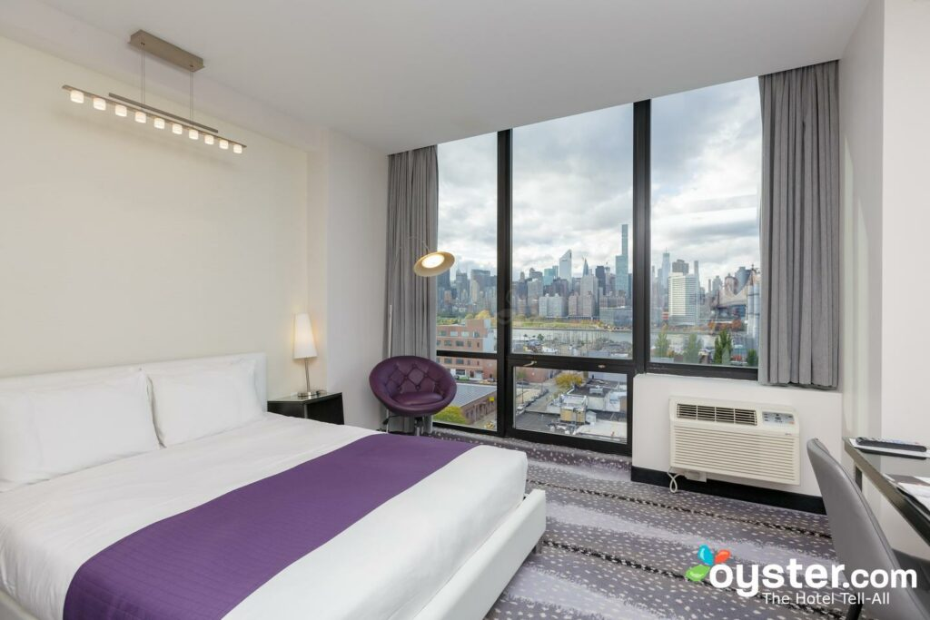 Premier Zimmer im Z NYC Hotel, New York City