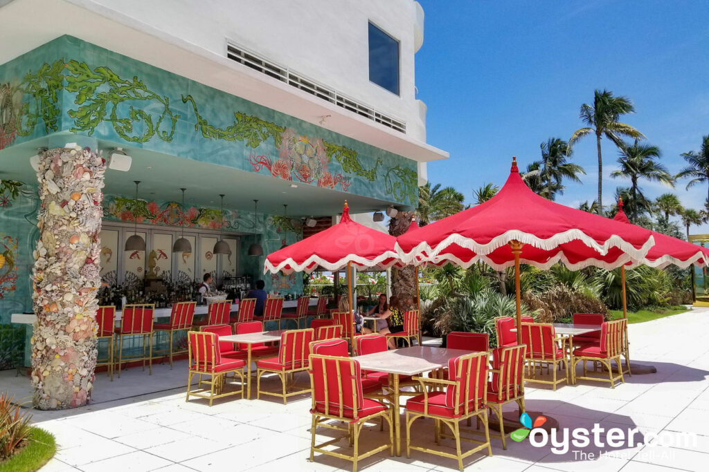Restaurant at Faena Hotel Miami Beach