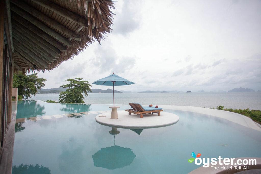 The Royal Horizon Pool Villa en The Naka Island, un Luxury Collection Resort & Spa Phuket
