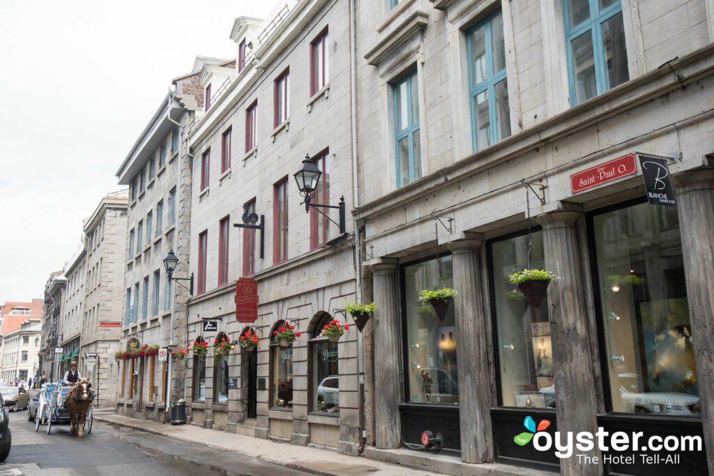 Rue St-Paul, Old Town Montreal