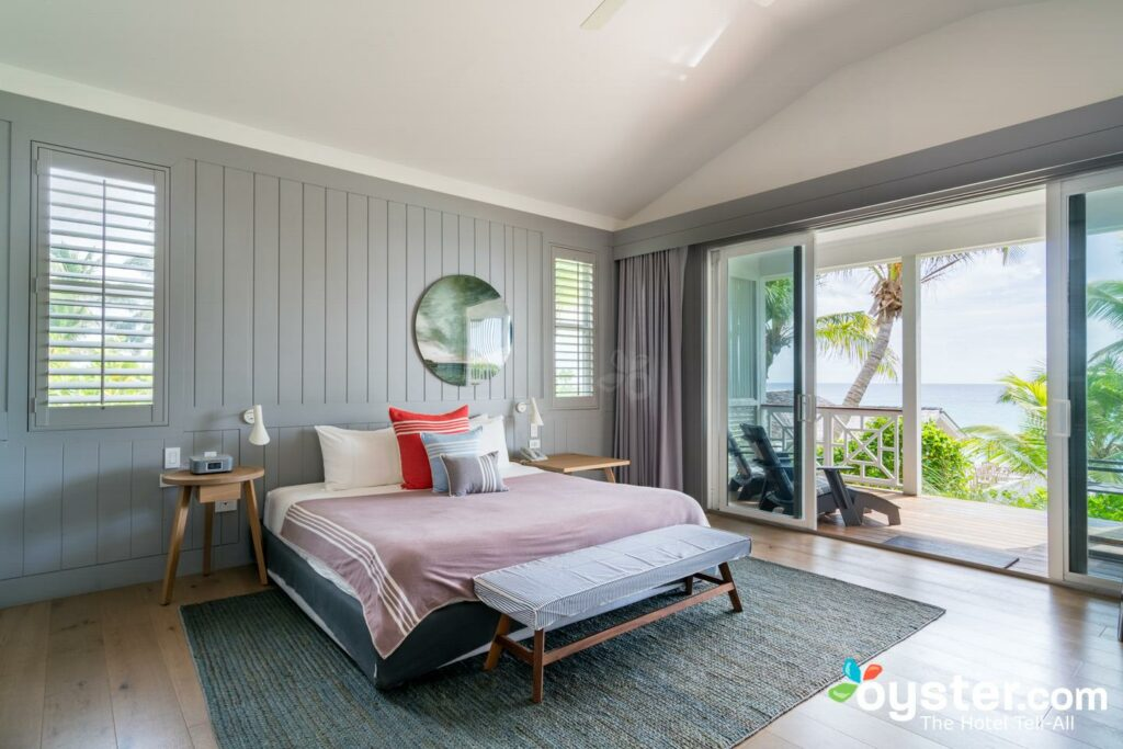 Sea Breeze Ocean Front Cottage en Coral Sands Hotel