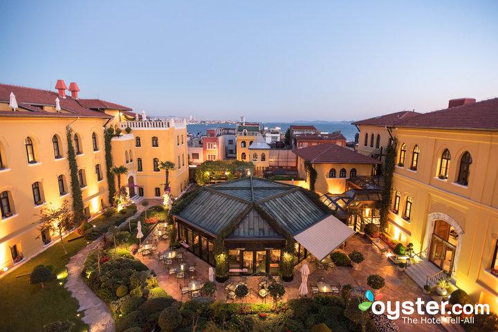 Four Seasons Hotel Istanbul em Sultanahmet