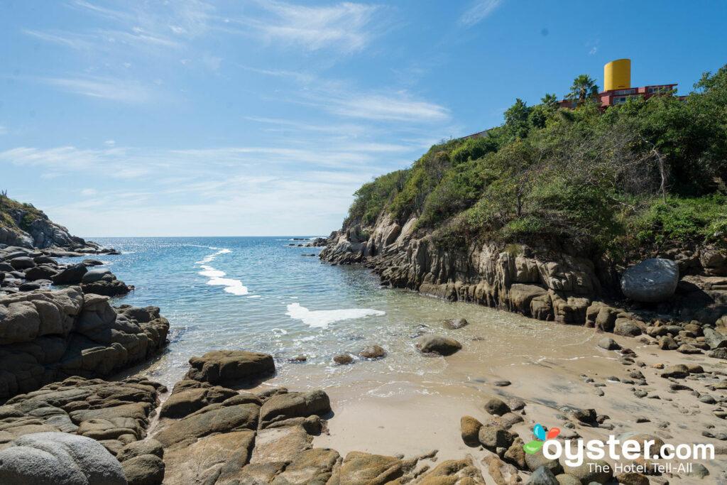 Secreta Beach in Las Brisas Huatulco