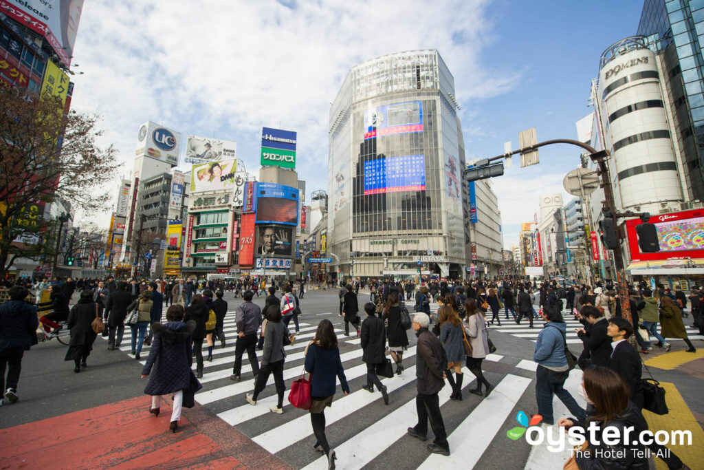 Shibuya is one of Tokyo's most dynamic districts