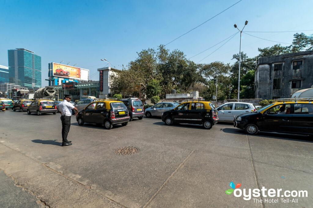 Taxis de Mumbai