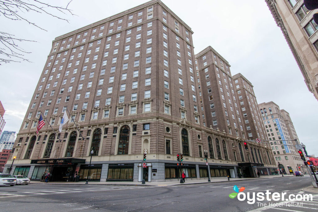 Boston Park Plaza Detailed Review Photos Rates 2019 Oyster Com