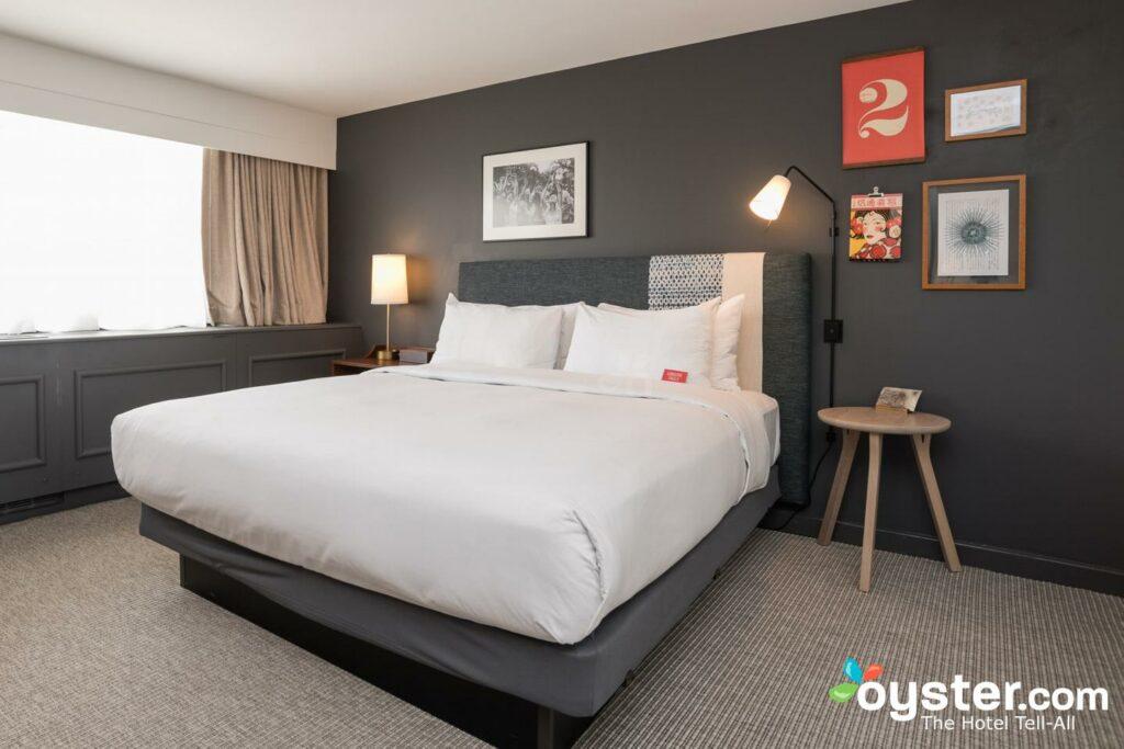 Suite at Hotel Kabuki, a Joie de Vivre Hotel