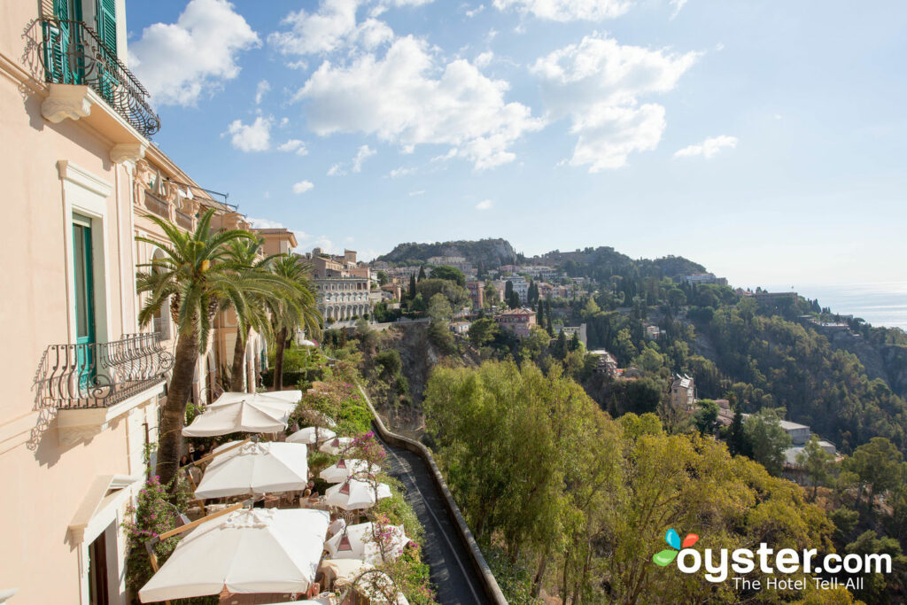 Suite with Terrace at San Domenico Palace Hotel