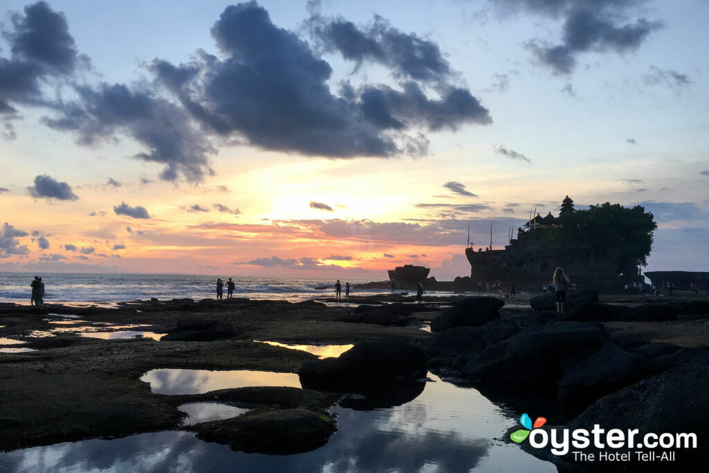 Tanah Lot/Oyster