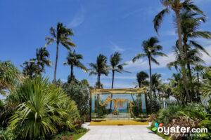 Damien Hirst Sculpture at Faena Miami Beach