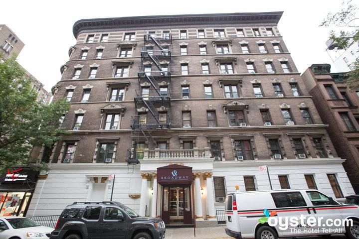 Hotel e ostello di Broadway