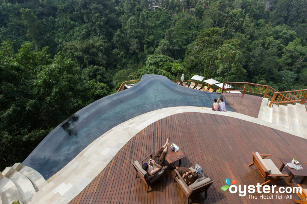 Hanging Gardens of Bali/Oyster