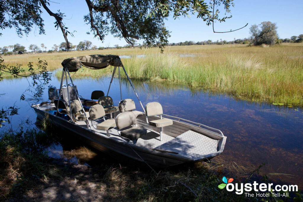 River Cruise at andBeyond Xaranna Okavango Delta Camp, Botswana