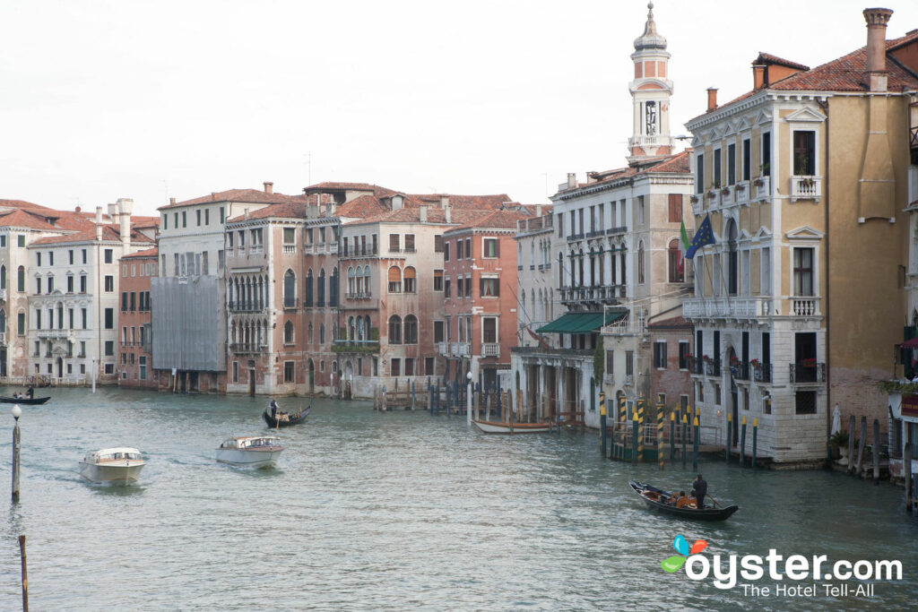 Grand Canal from Ponte di Rialto, San Polo in Venice