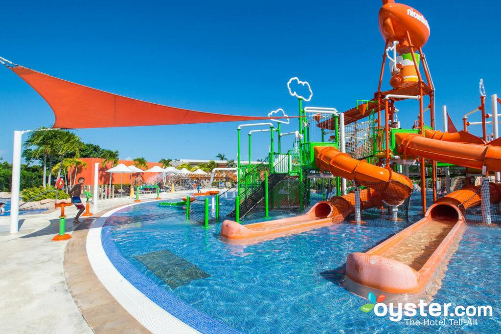 Water Park at Nickelodeon Hotels & Resorts Punta Cana