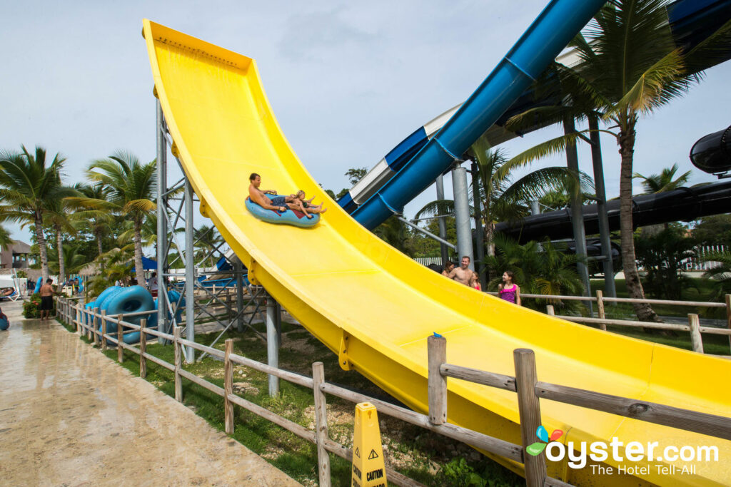 Water Park at Memories Splash Punta Cana/Oyster