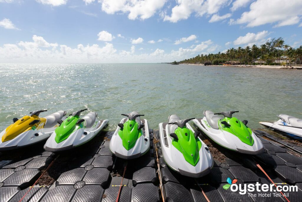 Sports nautiques au Cheeca Lodge & Spa, Islamorada