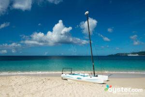 Beach at Spice Island Beach Resort