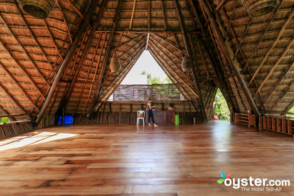 Yoga Studio at Beach Tulum