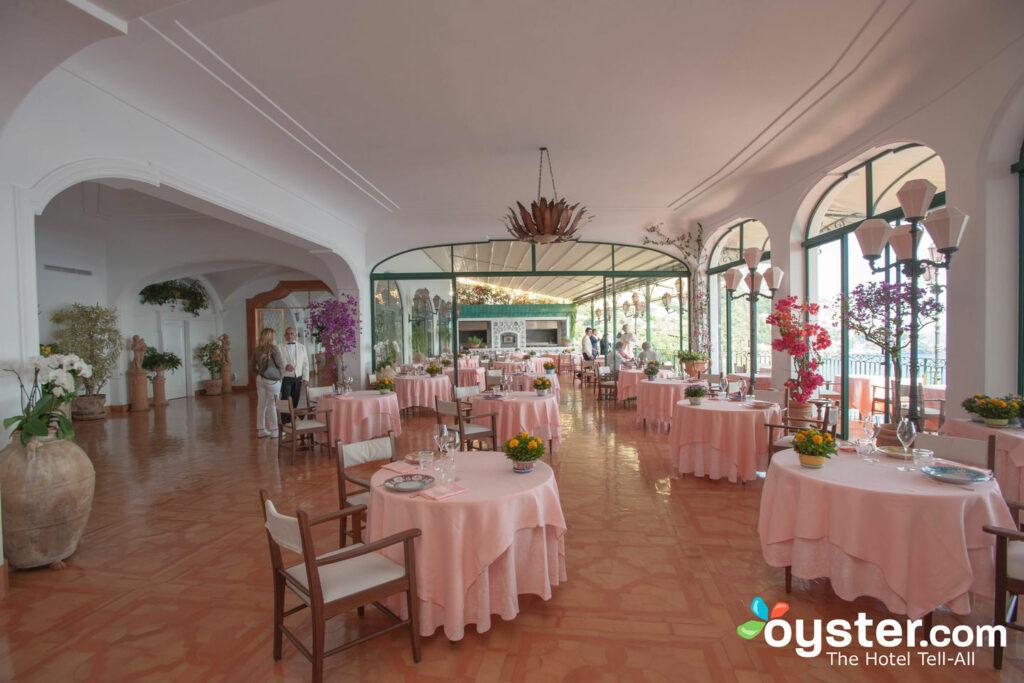 Zass Restaurant at Il San Pietro di Positano/Oyster
