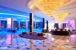 Lobby at Fontainebleau Resort Miami Beach