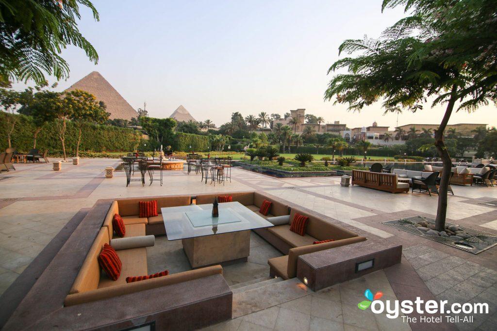 Mena House Hotel, Giza / Oyster