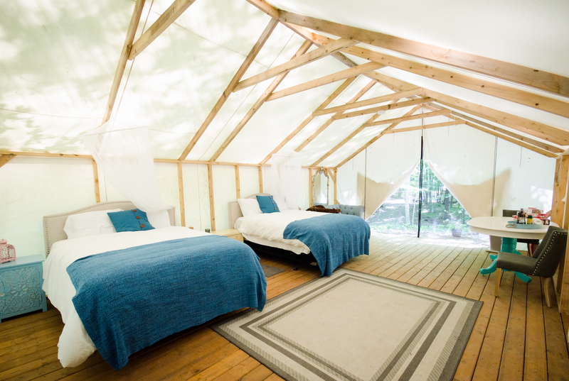 Foto cortesía de Elements Luxury Tented Camp