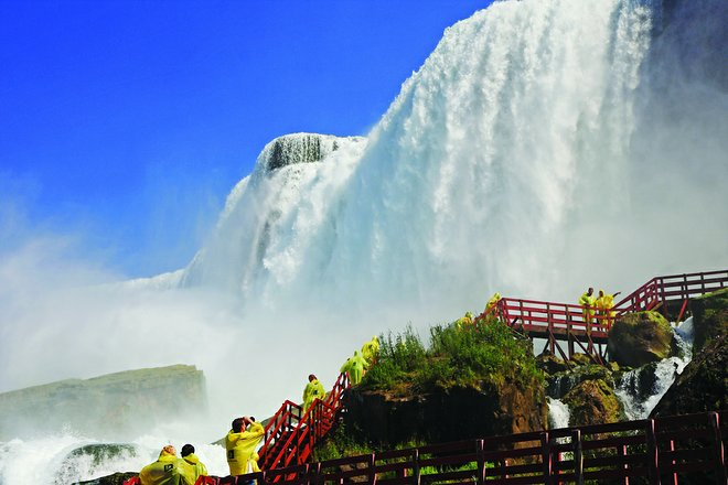 Cave of the Winds; Photo courtesy of Destination Niagara USA