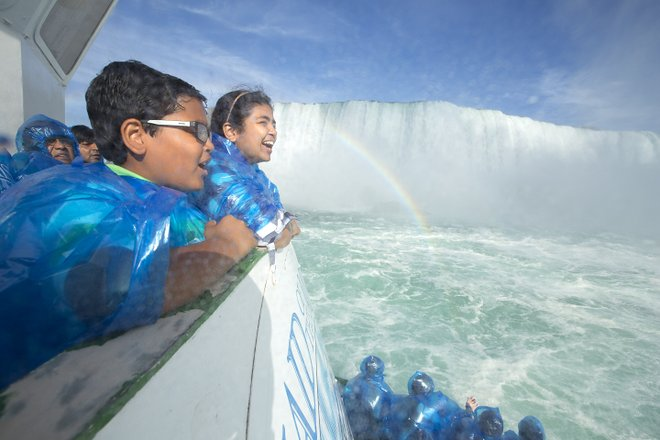 Maid of the Mist; Photo courtesy of Destination Niagara USA
