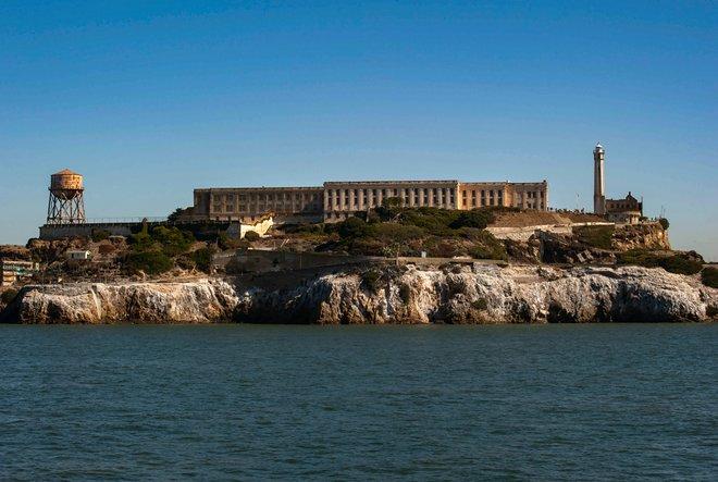 Alcatraz Island, San Francisco/Oyster