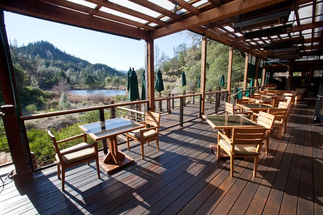 Calistoga Ranch, un Auberge Resort / Oyster
