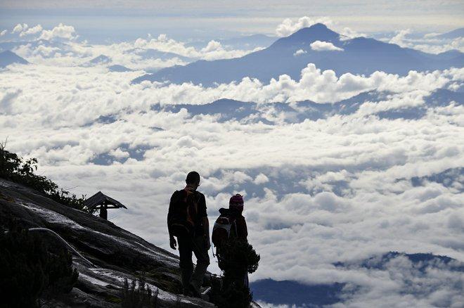 Mount Kinabalu; HK.Colin/Flickr