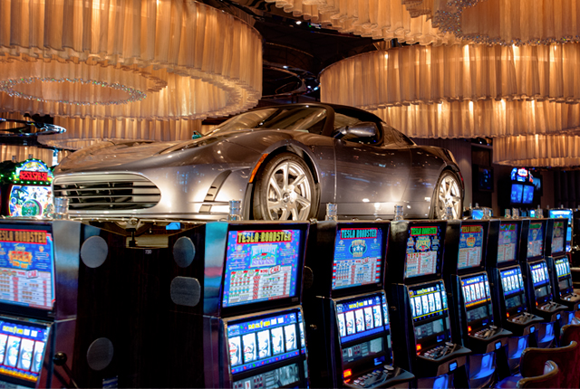 Casino at The Cosmopolitan of Las Vegas/Oyster