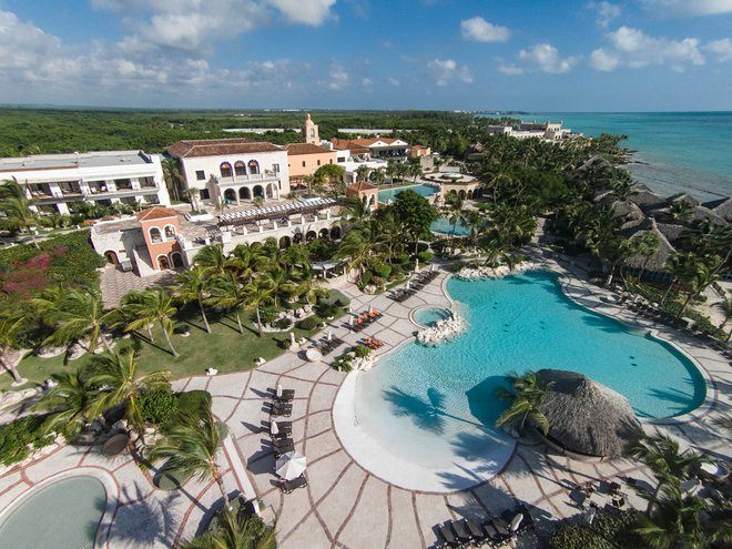 Sanctuary Cap Cana by AlSol/Oyster