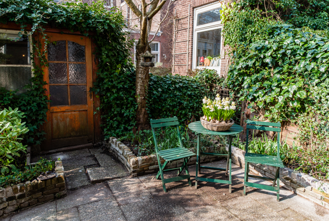 Bed and Breakfast Amsterdam/Oyster
