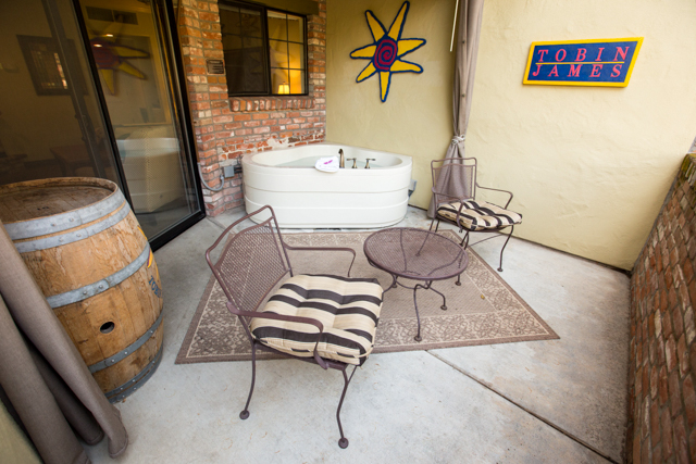 Paso Robles Inn / Oyster