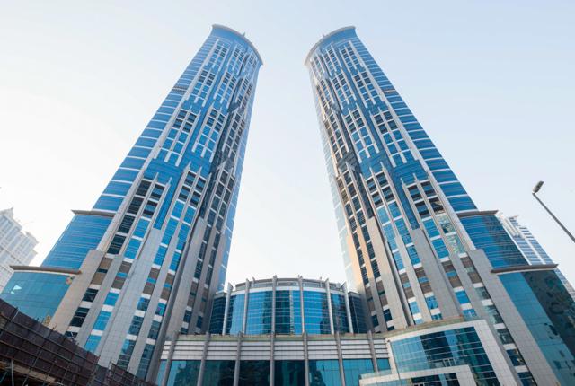 JW Marriott Marquis Hotel Dubai/Oyster