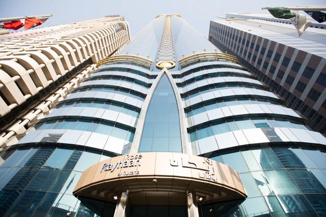 Rose Rayhann por Rotana Dubai / Oyster