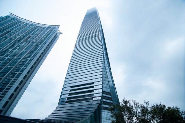 El Ritz Carlton, Hong Kong / Oyster
