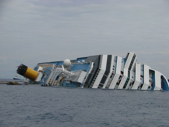 The Worst Cruise Ship Disasters | Oyster com